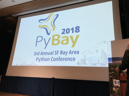 Welcome to PyBay 2018
